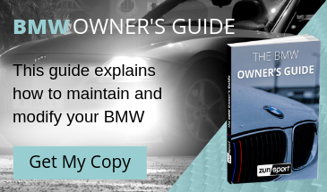 Zunsport BMW Owners Guide